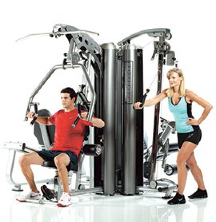 Image of AP-7400 4-Station Multi Gym System