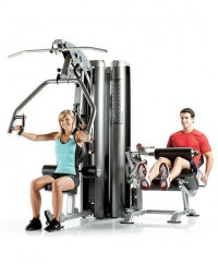 Image of 2-Station Multi Gym System AP-7200