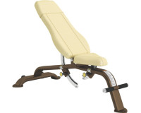 Image of Adjustable -10º to 80º Bench