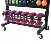 Image of Aerobic Pac - Accessory Rack