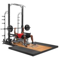 Image of Big Iron 9Ft / 8Ft Half Rack
