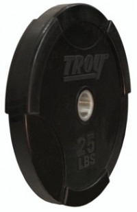 Image of GBO-SBP Bumper Plate - 25lbs