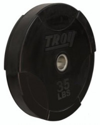 Image of GBO-SBP Bumper Plate - 35lbs