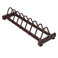 Image of Rubber Bumper Plate Rack GBPR10