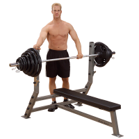 Image of Olympic Flat Bench SFB349G