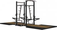 Image of Big Iron Extreme  9Ft / 8Ft Combo Rack