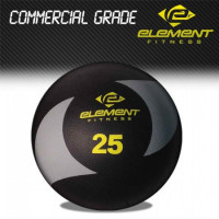 Image of Commercial Medicine Ball 25 lbs
