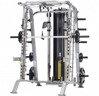 Image of CSM-725WS SMITH MACHINE/HALF CAGE ENSEMBLE