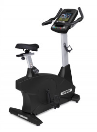 Image of CU900ENT Upright Bike with TV and Internet