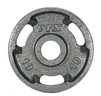 Image of GO-V Steel Grip Plate - 2.5lbs
