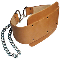 Image of Leather Dipping Belt