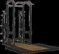 Image of Big Iron Extreme  9Ft / 8Ft Power Rack