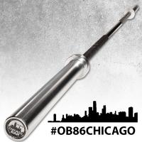 Image of Premium Olympic Bar (Chrome) OB86CHICAGO