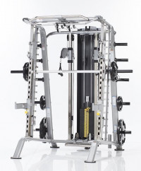 Image of Smith Machine/Half Cage Ensemble CSM-725WS