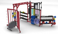 Image of The Zone Functional Training XFT 500
