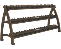 Image of Three Tier Dumbbell Rack