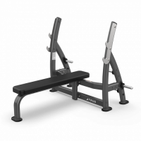 Image of XFW-7100 Supine Press Bench with Plate Holders
