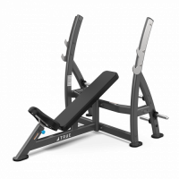 Image of XFW-7200 Incline Press Bench with Plate Holders